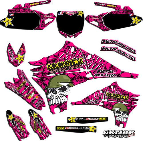 2000 2001 2002 2003 2004 drz400 graphics kit drz 400 suzuki decals deco