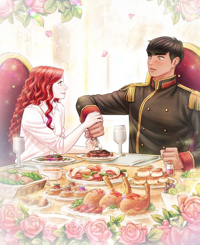 Pin oleh Bintang Kecil di Kartun Romantis Kartun, Romantis