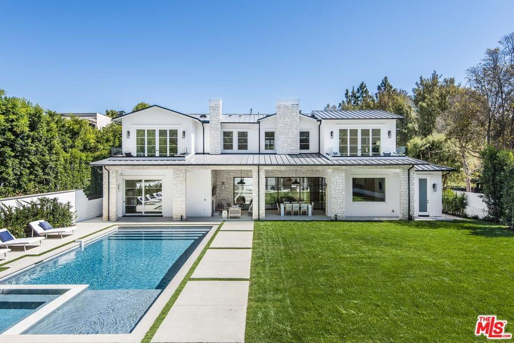 Pin By Dragonbruja On H O M E Cliffwood House Brentwood Los Angeles