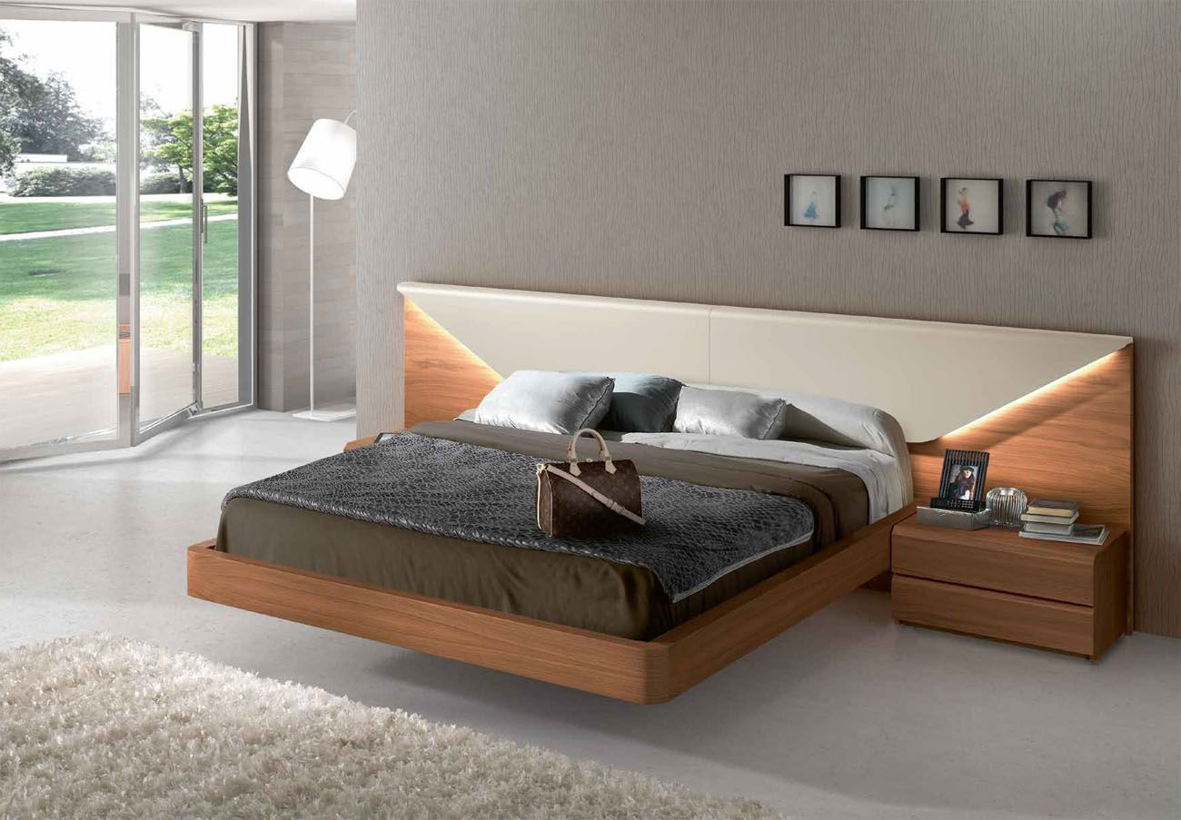 Lacquered Made In Spain Wood Luxury Platform Bed With Storage Options Click Image To Close Mit Bildern Schlafzimmer Zimmer