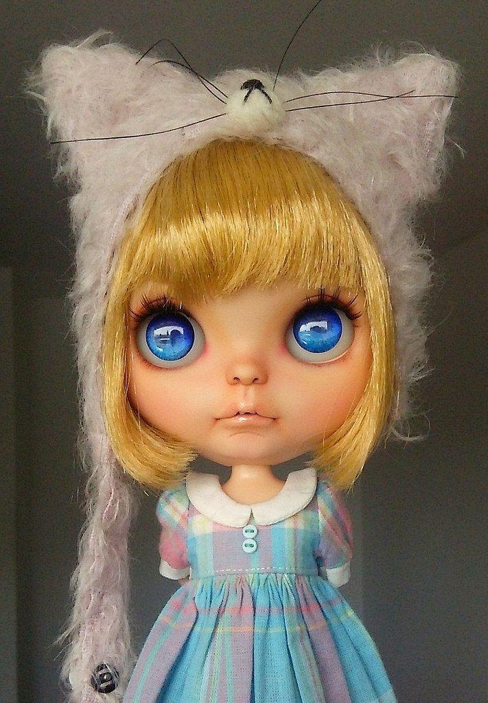 Blue girl gone Blonde ! | Flickr - Photo Sharing!