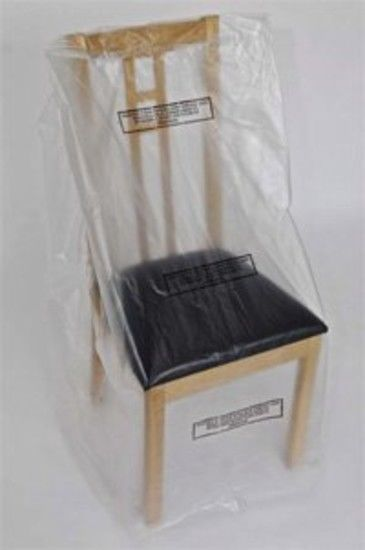 dining chair covers plastic seat cover pack 4 dust cover protection