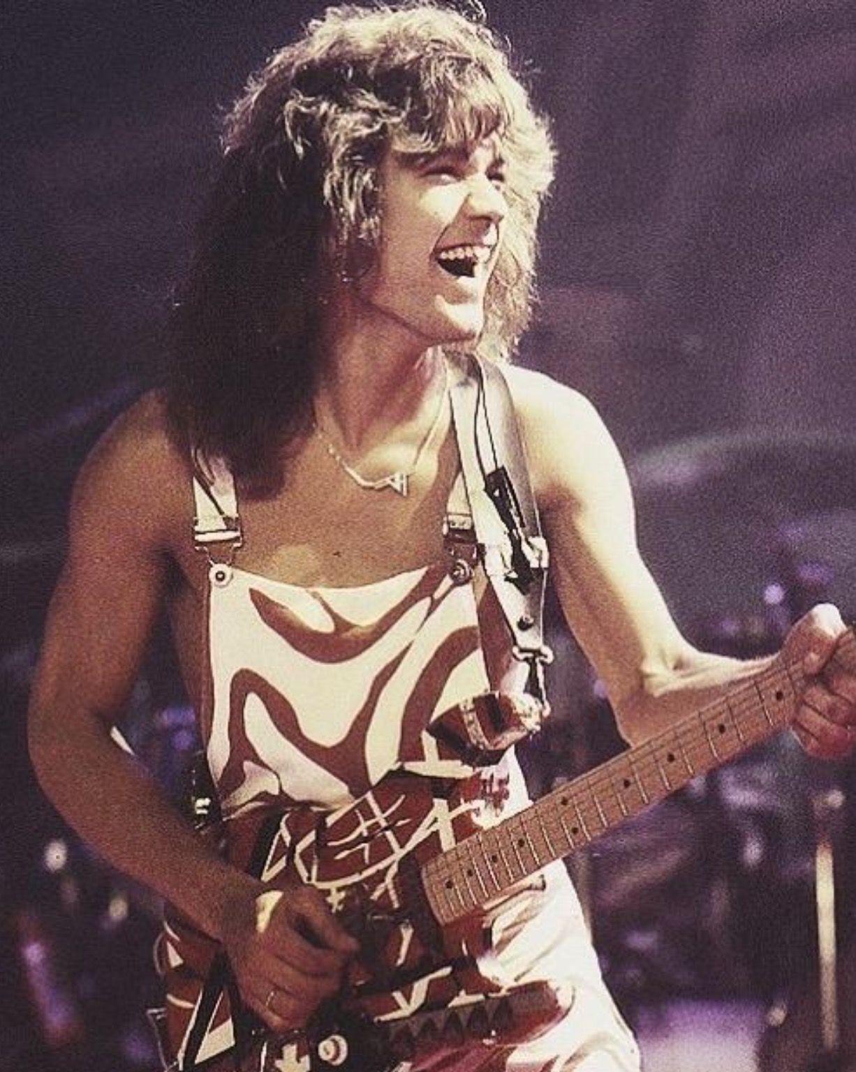 Eddie Van Halen Eddie Van Halen Van Halen Van Halen 5150