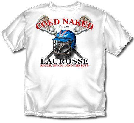 Coed naked lacrosse