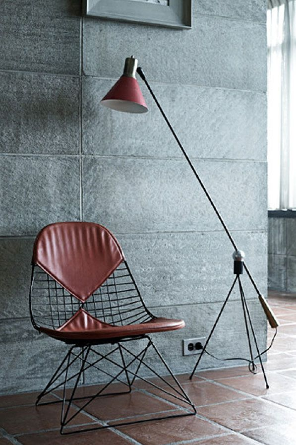 Eames Bikini Chair & Gilbert Watrous Lamp | Home, Sweet Home ...