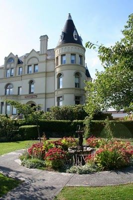 Manresa Castle (Eisenbeis Castle) - Port Townsend ...