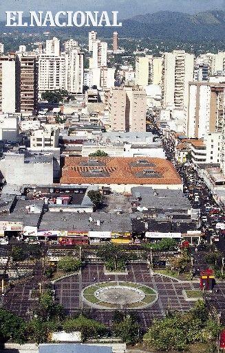 Vista panorámica de la ciudad de Maracay, Estado Aragua. (HENRY DELGADO / ARCHIVO EL NACIONAL)