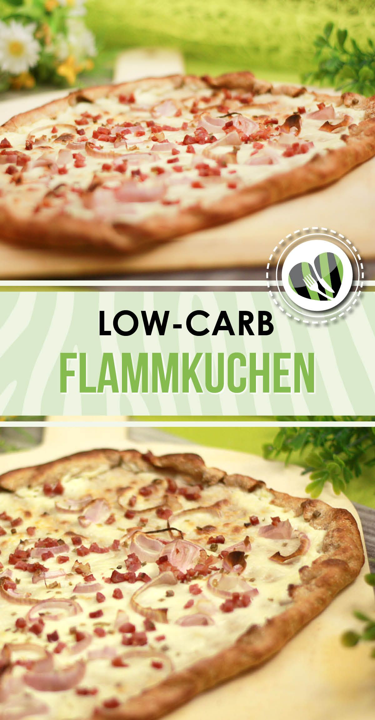 flammkuchen nach els sser art low carb und super lecker. Black Bedroom Furniture Sets. Home Design Ideas