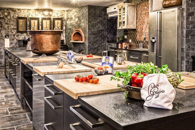 Casa Gregorio Luxury Allinclusive Holidays In Italy Cooking - All inclusive italy vacations