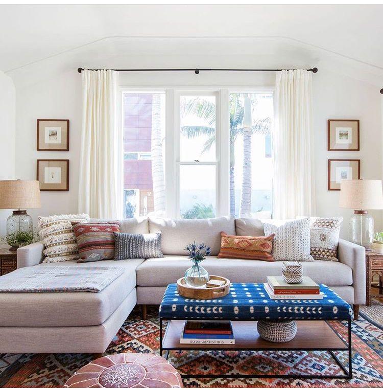 Small Eclectic Living Room Decorating Ideas: Interior Design