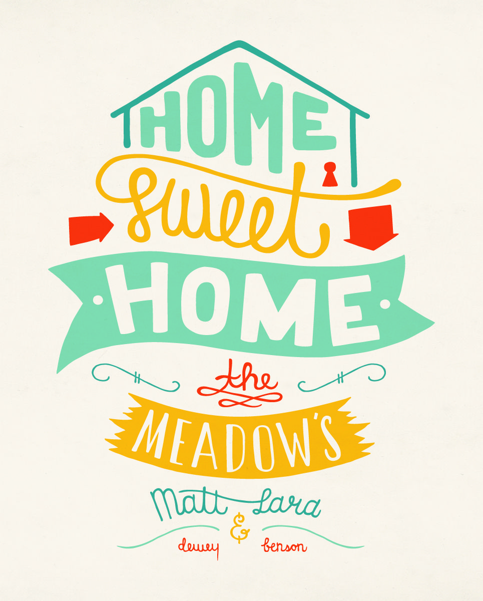 Friendly Friday 28 Is For Lara Matt Meadows August 2013 Vancouver Bc With Images Lettering Web Design Sweet Home
