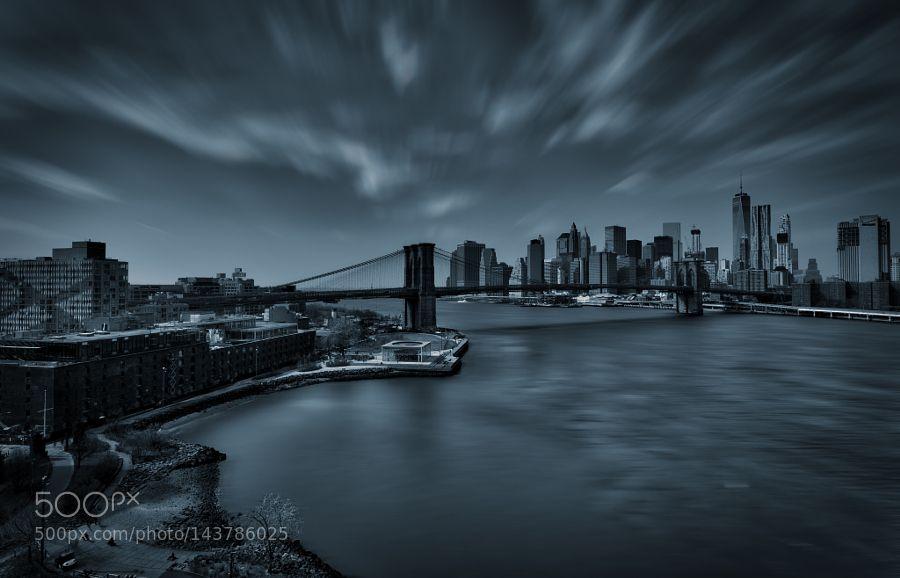 Brooklyn Bridge  2 by BieTjhayLie