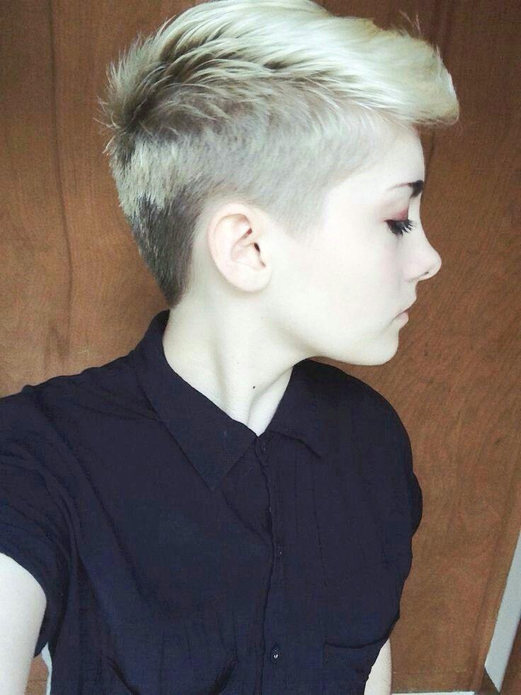 perfect pixie short hair beauty