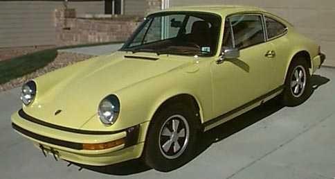 Brève rencontre: Porsche 912