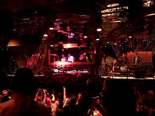The Bank Nightclub - Bellagio - Las Vegas