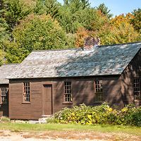 The Daniel Webster Birthplace, located in Salisbury, is an Historic Site operated by NH State Parks and Recreation.  All Content is Copyright of Kathie Fife Photography. Downloading, copying and using images without permission is a violation of Copyright.