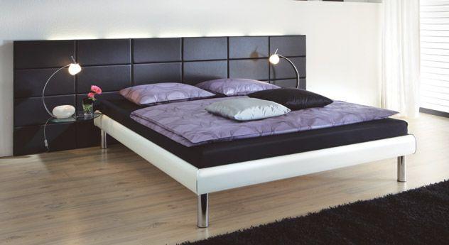bett cordoba modern living pinterest designerbetten wandpaneele und betten. Black Bedroom Furniture Sets. Home Design Ideas