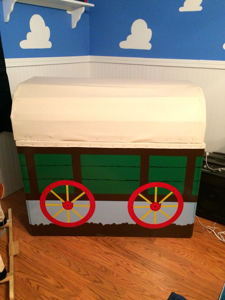 Hand Built Toy Chest Toy Story Nursery Toy Story Birthday Toy Story Birthday Party