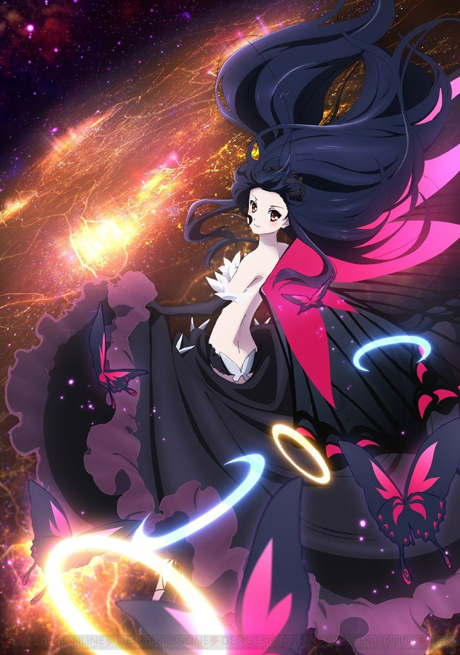 World infinite burst anime movie gets a new commercial http sgcafe com 2016 05 video accel world infinite burst anime movie gets new commercial