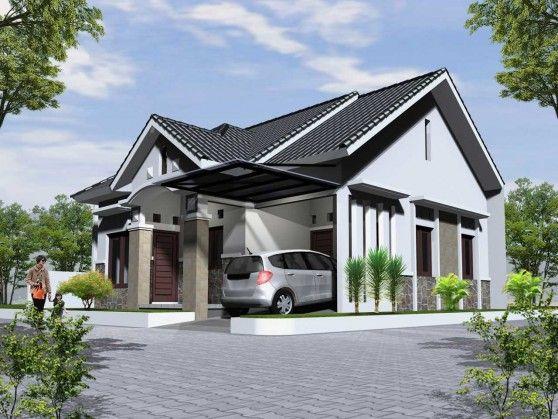 Model Rumah Sederhana Idaman Keluarga Desain Rumah Desain Rumah Terbaru 2016 Rumah Minimalis Rumah Desain