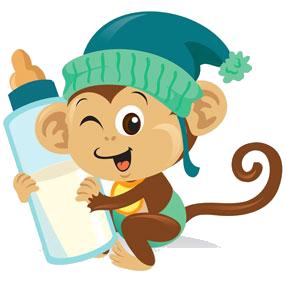 Baby Monkey | Monkeys | Pinterest | Monkey, Babies and ...