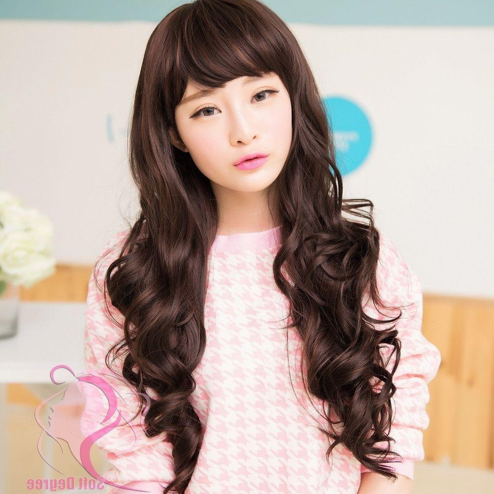 Cute Korean Hairstyles u Asian Hairstyles hair Pinterest