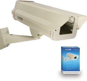 Vitek VT-EH10 Indoor/Outdoor Camera Enclosure and Wall Mount Combo (Beige) by Vitek. $26.40. Indoor/Outdoor Camera Enclosure & Wall Mount Combo