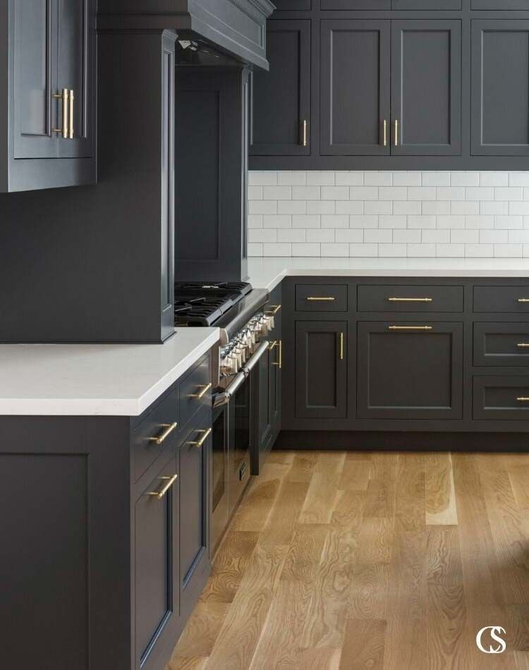 Best Paint Colors for Dark Kitchen Cabinets