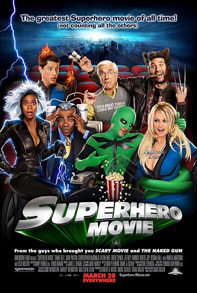 Superhero Movie 2008 Superhero Movies Drake Bell Superhero