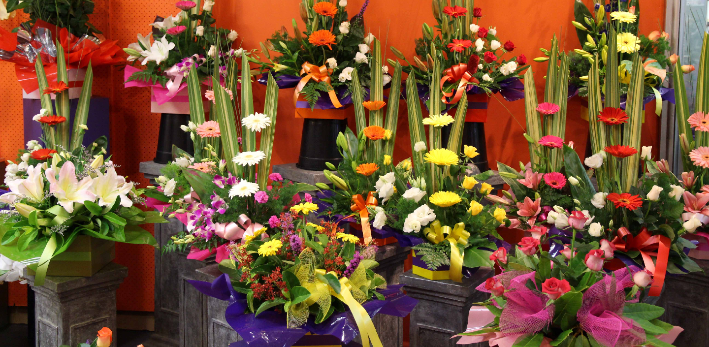 Nice learn about different splendid styles used by florist in melbourne izmirmasajfo