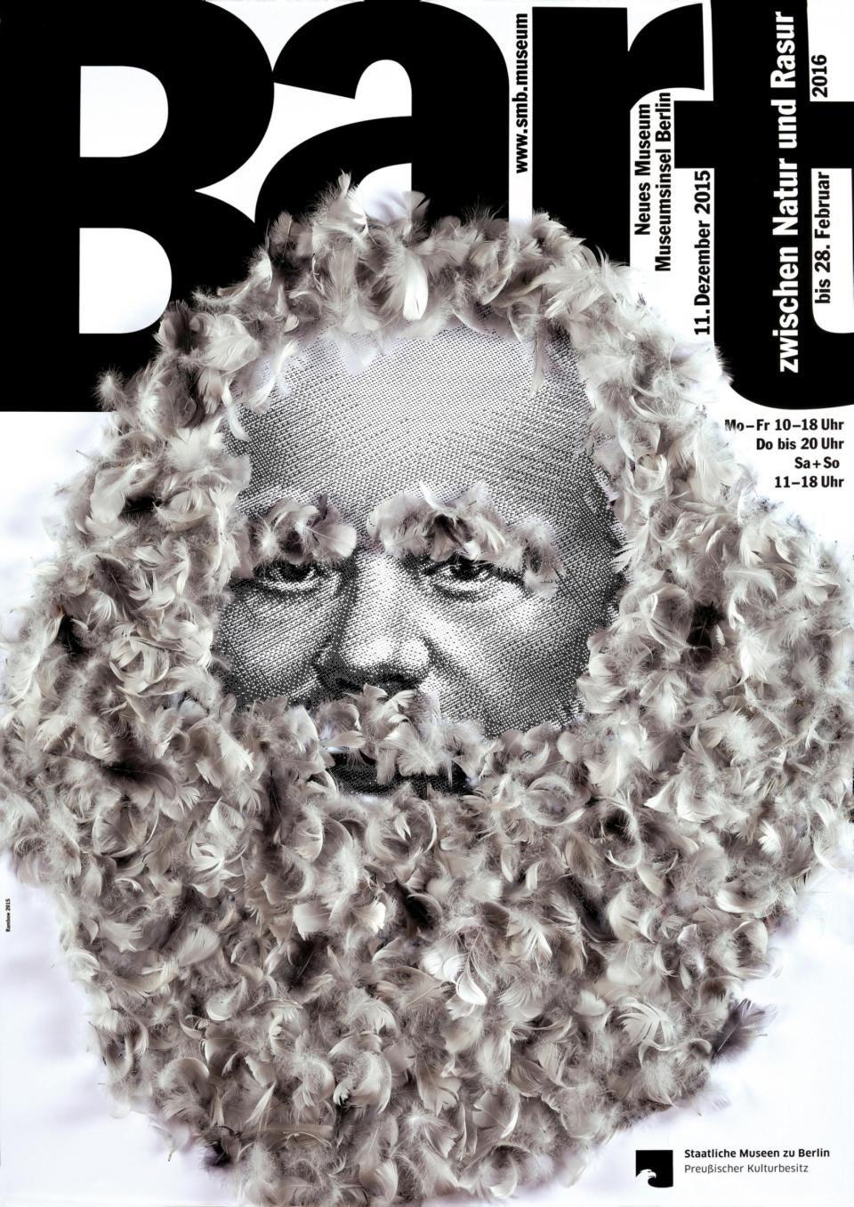 Machtsymbol und Mode Als Männer mit Bart aus besonderen