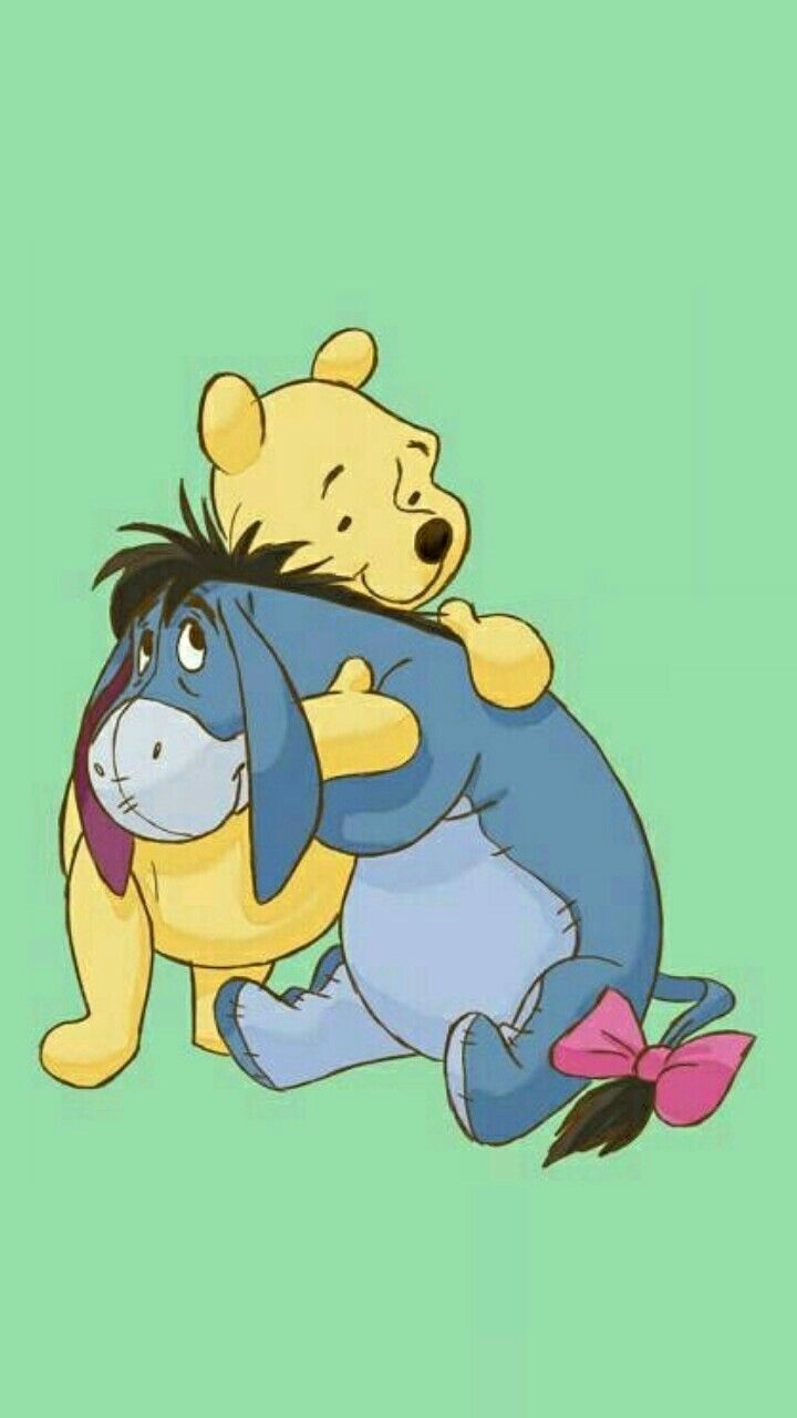 Image result for eeyore and pooh