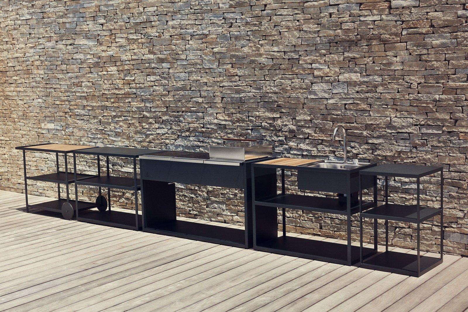 Outdoorküche Garten Edelstahl Günstig : Gartenküche und outdoorküche grillen im garten