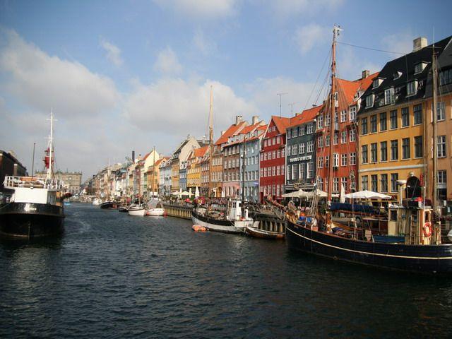 Port of colors @ Copenhagen, Denmark
