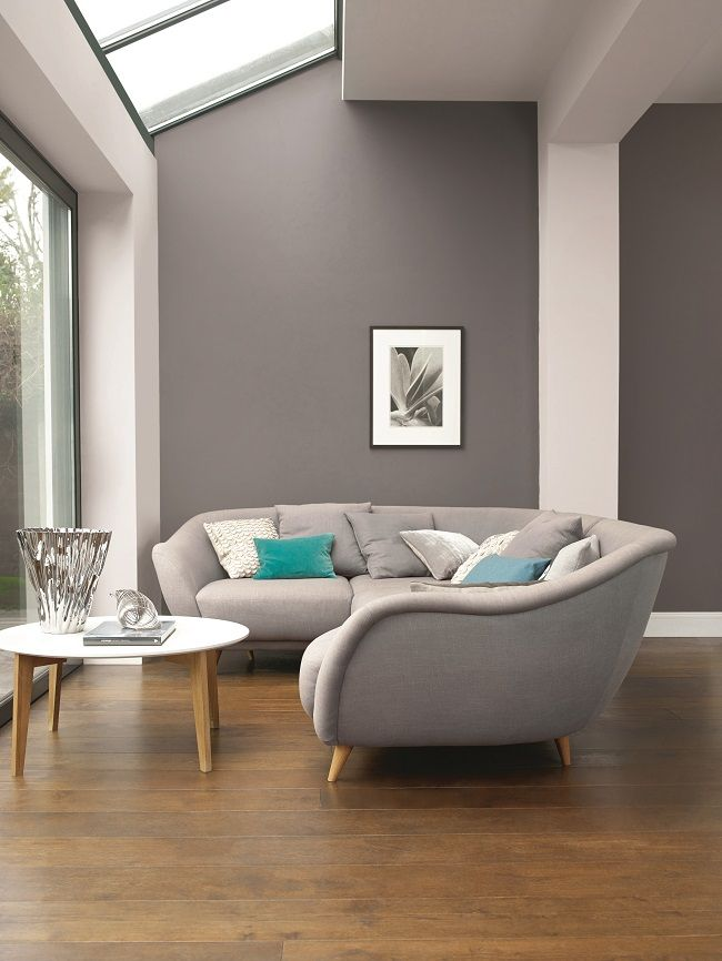 Grey Room Decorating Ideas Dulux Monument Living