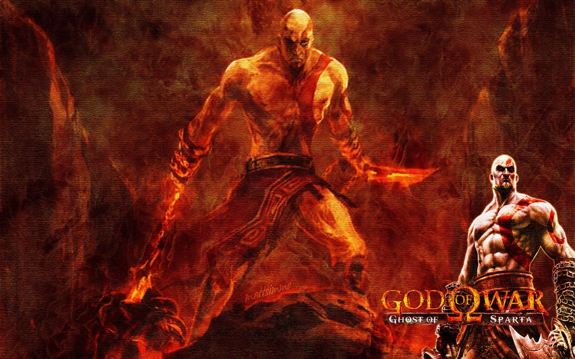 Download The Latest God Of War Ghost Of Sparta Wallpapers Pictures From Wallpapers Com
