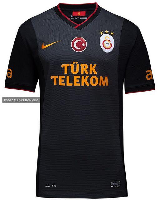 767dd45eb3535 Galatasaray SK 2013 14 Nike Away Kit