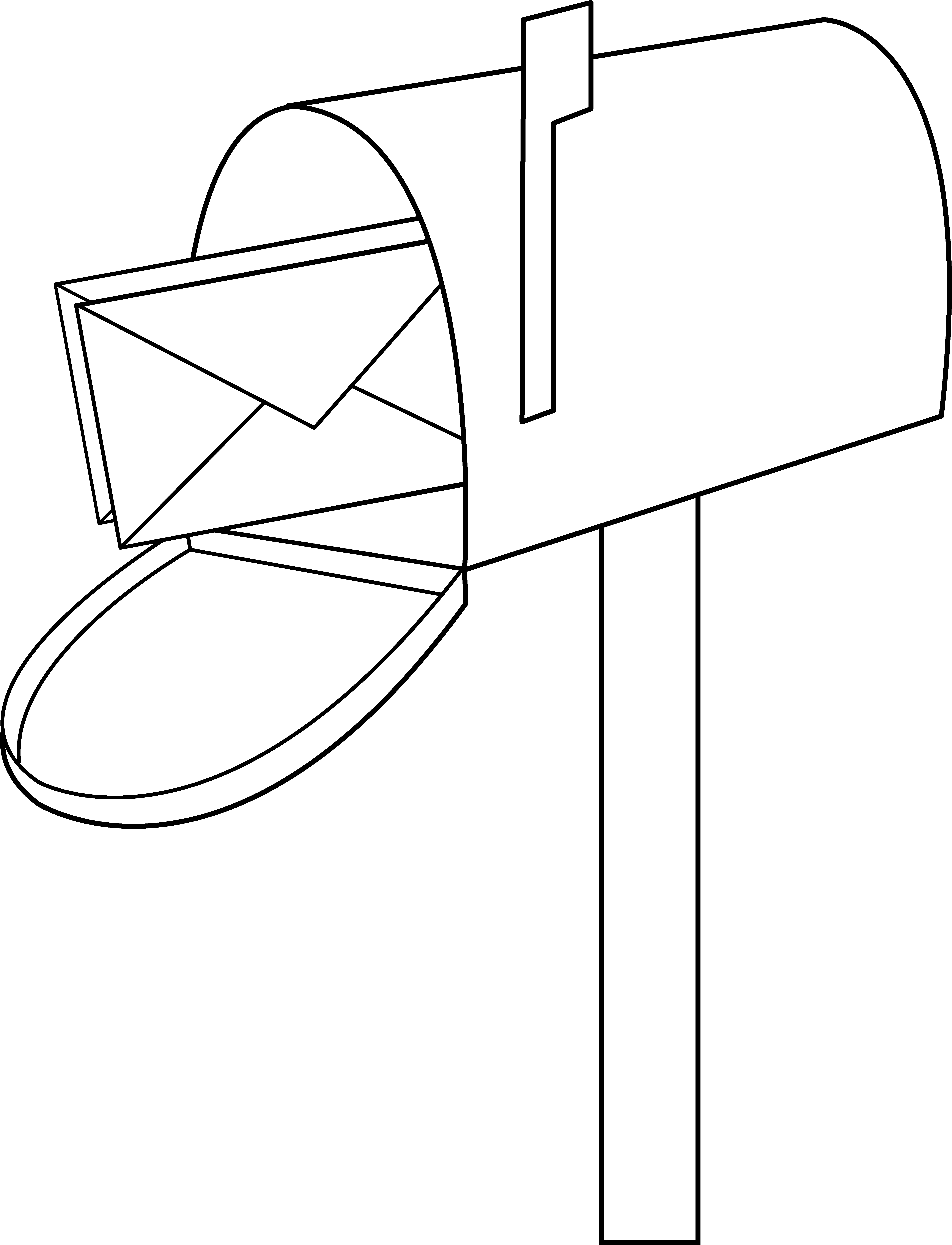 Mailbox 8 Pics Of Mail Cartoon Coloring Page Mail Clip Art Black Coloring Books Cartoon Coloring Pages Coloring Pages