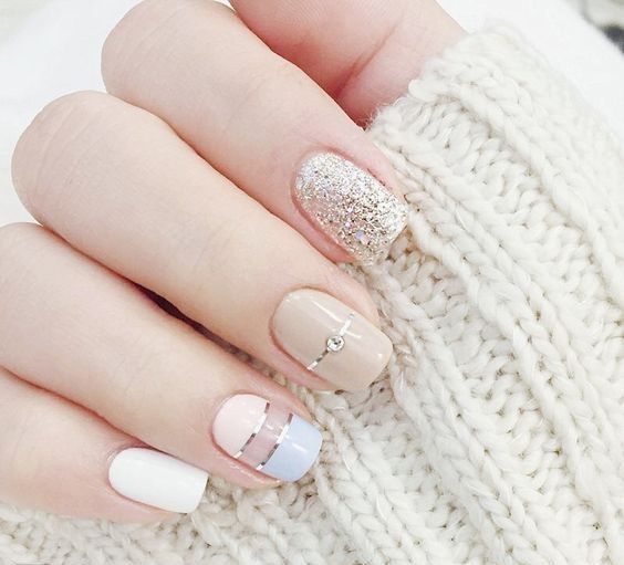 Very Pretty Nail Art Designs for Girls In Summer - Page 10 of 20 - Fashion