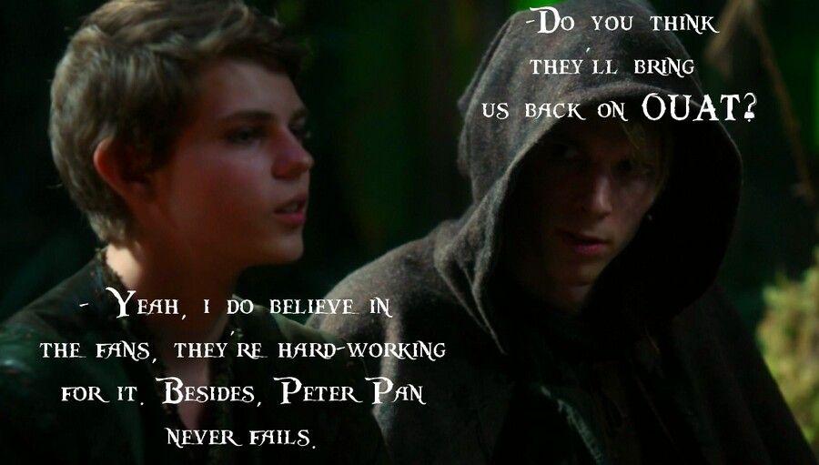 Pan & Felix <-- Please be true :O
