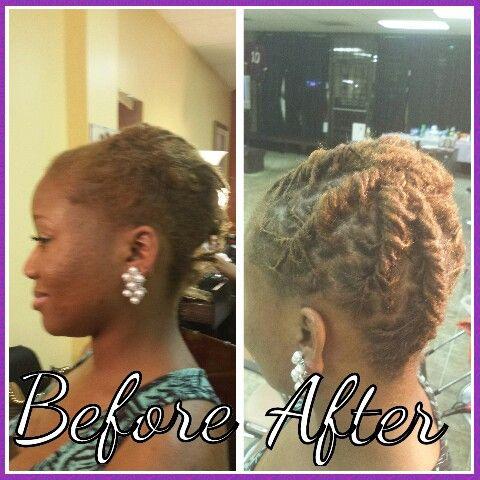Retwist Locs Naturalhairstylist Naturalhair Natural Updo Charlottenaturalhair Charlottenc Natural Hair Styles Natural Hair Stylists Hair