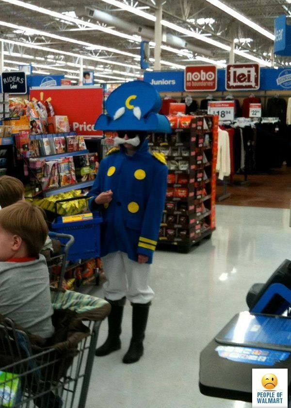 even captain crunch shops at walmart - Captain Crunch Halloween