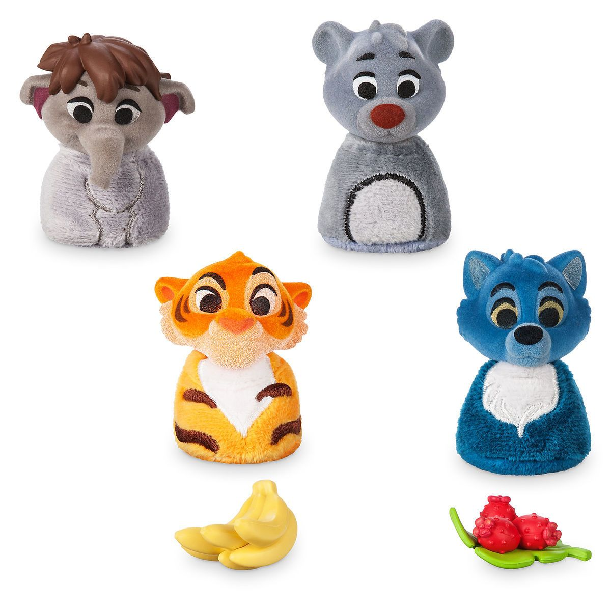 Product Image Of The Jungle Book Family Pack Disney Furrytale