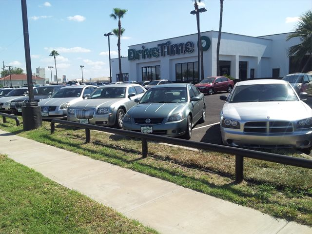 Drivetime Used Cars In Mcallen Tx Located Off Of Expressway 83 On