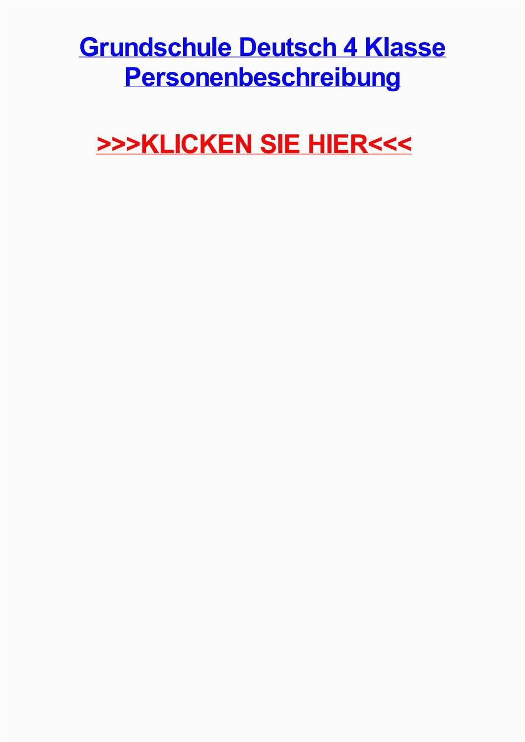 Treffpunkt Deutsch 4 Lebenslauf Di 2020