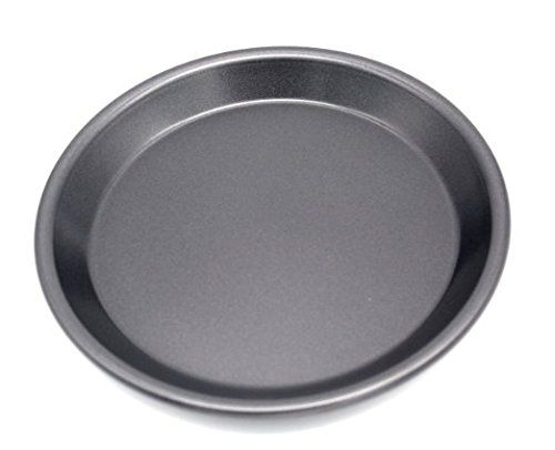 Duttek Aluminum Alloy Non Stick Round Pizza Pan Cake Mold Baking Pan Black 8 Inch More Info Could Be Found At The Image Url Pan Pizza Baking Pans Cake Mold