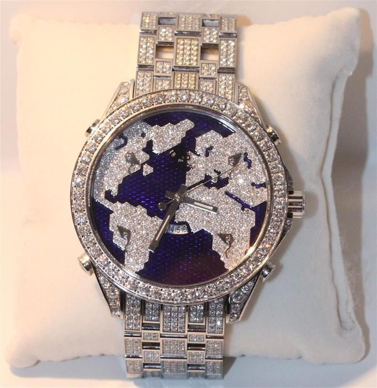 Jacob co diamond watch authentic jacob and co watches rolex watch price fashion watches for Watches jacob and co