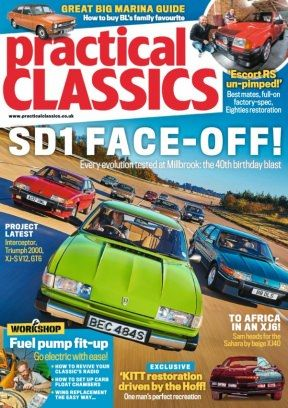 Practical Classics Spring 2016 digital magazine - Read the digital edition by Magzter on your iPad, iPhone, Android, Tablet Devices, Windows 8, PC, Mac and the Web.