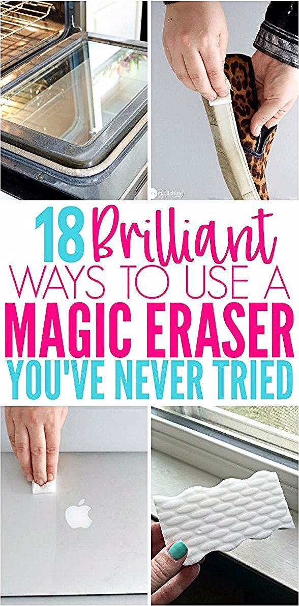 Magic Eraser Hacks You Must Try in 2020 Cleaning hacks