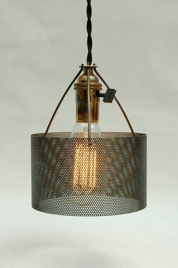 6c514e37665172d9d52e2ed20a9afe46 Jpg 570 857 Diy Lampenschirm Metall Trommel Diy Lampen
